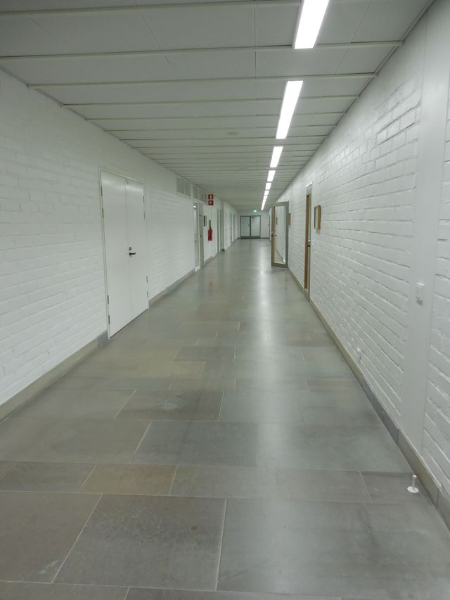 ХУ коридор