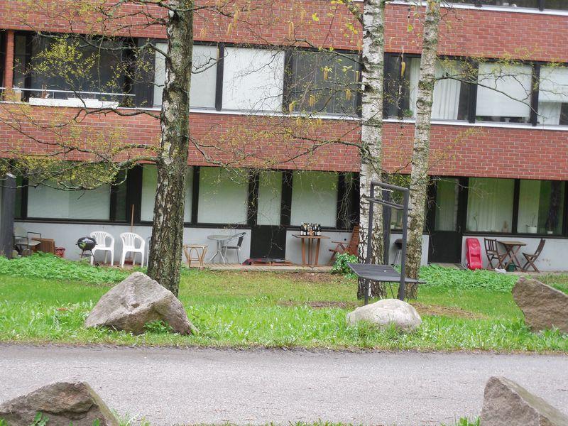 ХУ общежитие