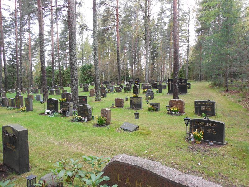 Х кладбище