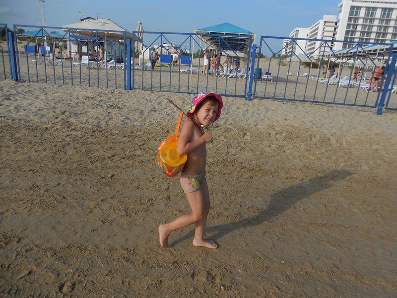 Маша с торбочкой