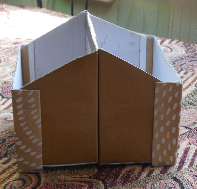 коробка в сборе