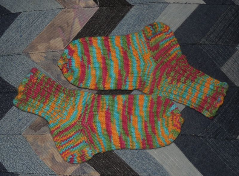 носки яркие