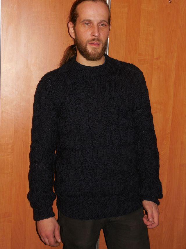 свитер патент на теле