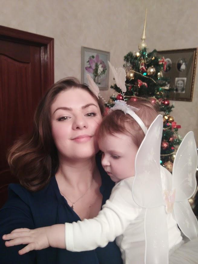 Мама и Мия :)
