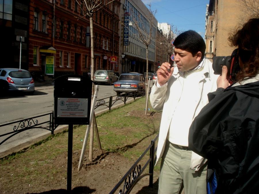 Smokers Station по питерски (5)