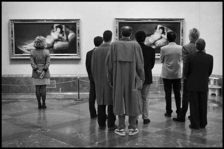 Музей Prado, Мадрид, 1995