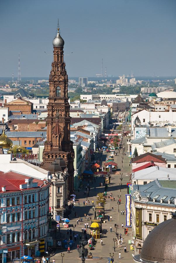 Baumana_Street_Kazan_Russia_2009_sept_06