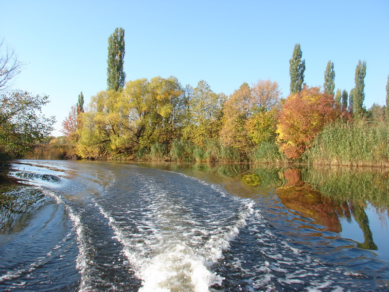 рыбалка на реке хава