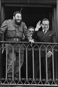 Allende and Castro