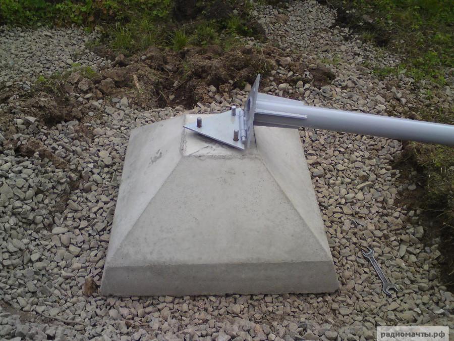 Как сделать мачту для антенны
