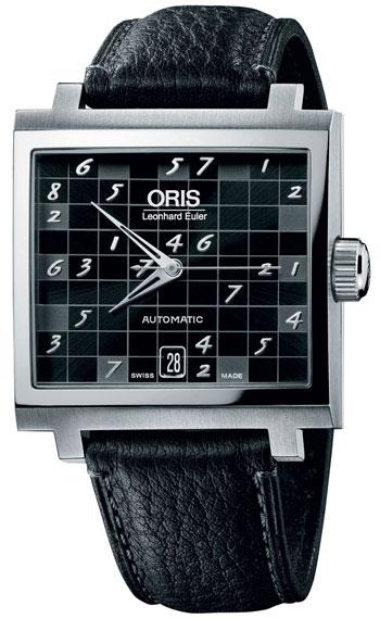 ORIS Leonhard Euler watch