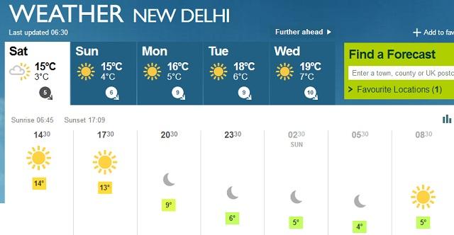 weather-delhi