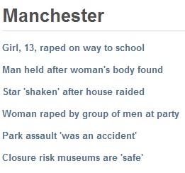 manchester news
