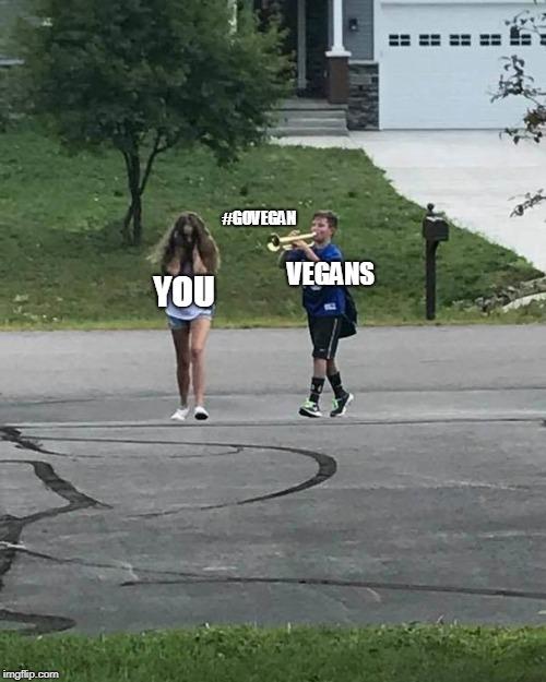 веганы