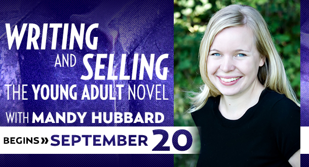Authoragent Mandy Hubbard