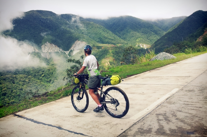 Mount Polis to Bontoc