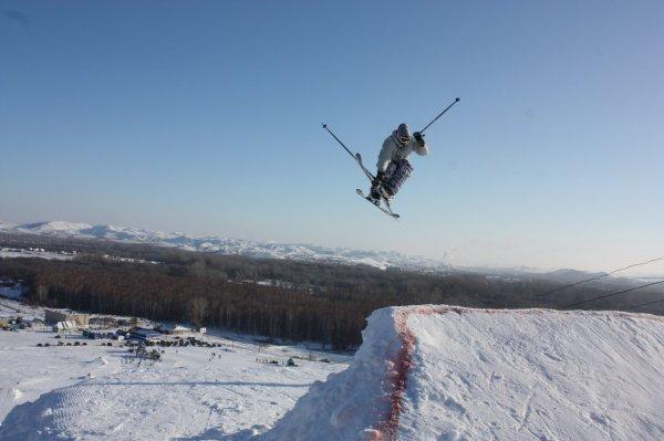 летающий лыжник кувандыка