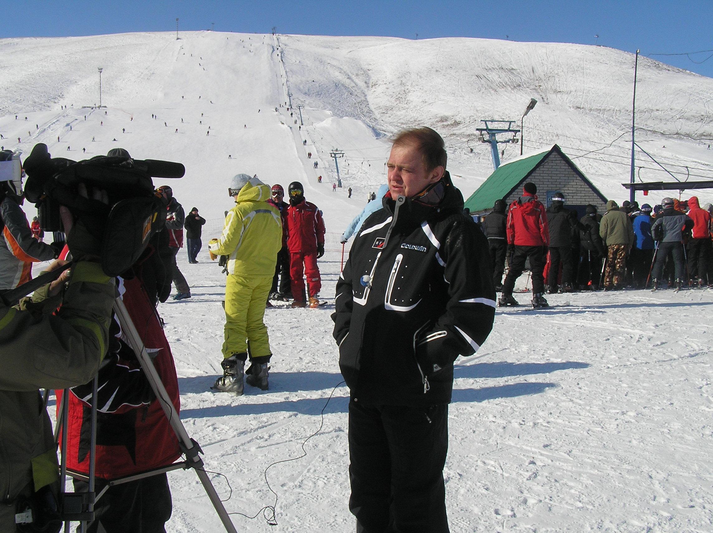 интервью прессе