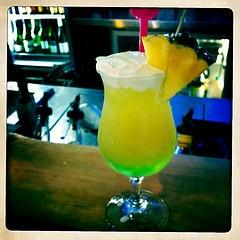 Cocktails Malibu Splice Mango Pancake