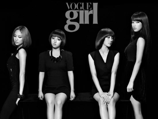 Vogue Girl Magazine Korea - Miss A (미쓰에이) Suzy, Fei, Jia, Min [Fashion ID]