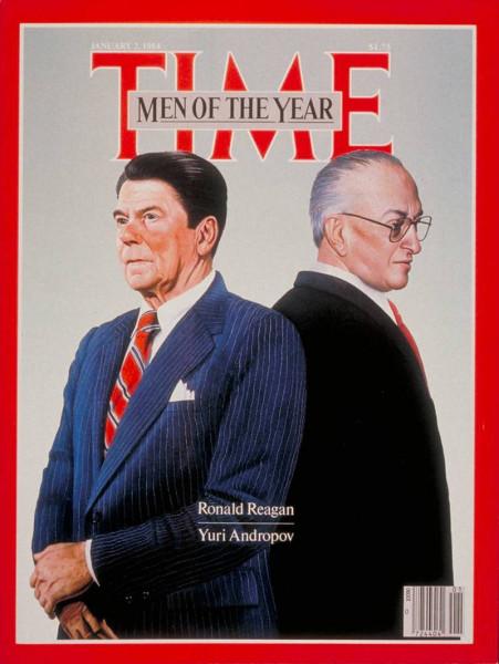 Человек года по версии журнала Time