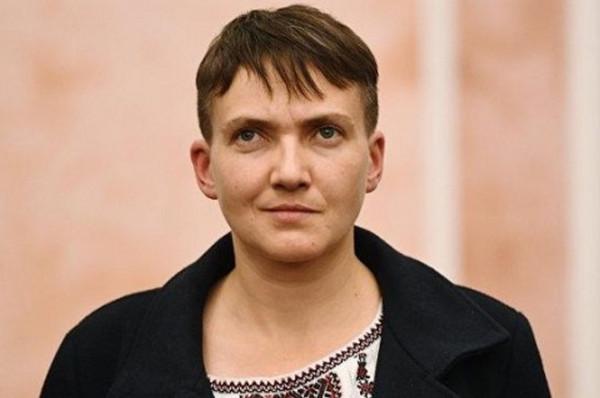 Надежда Савченко для Украины раньше была героем, а теперь стала террористкой