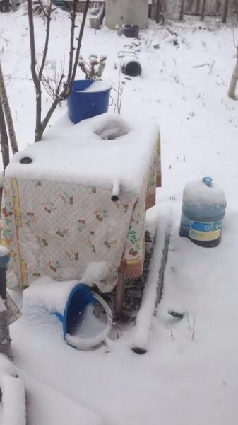 снег-3
