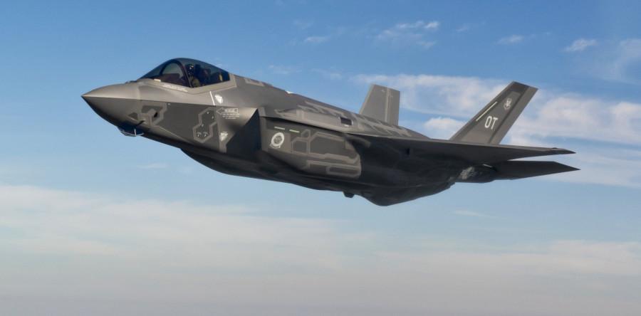 Американцы обещают воевать несколько лет. Везут F-35