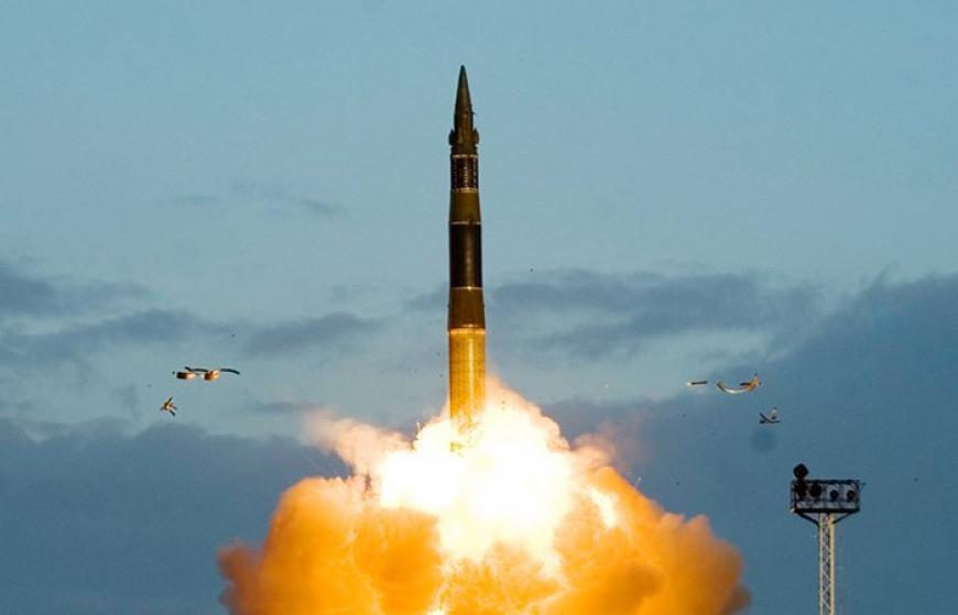 Если столкнутся наши ракеты. Тополь-М против Minuteman III