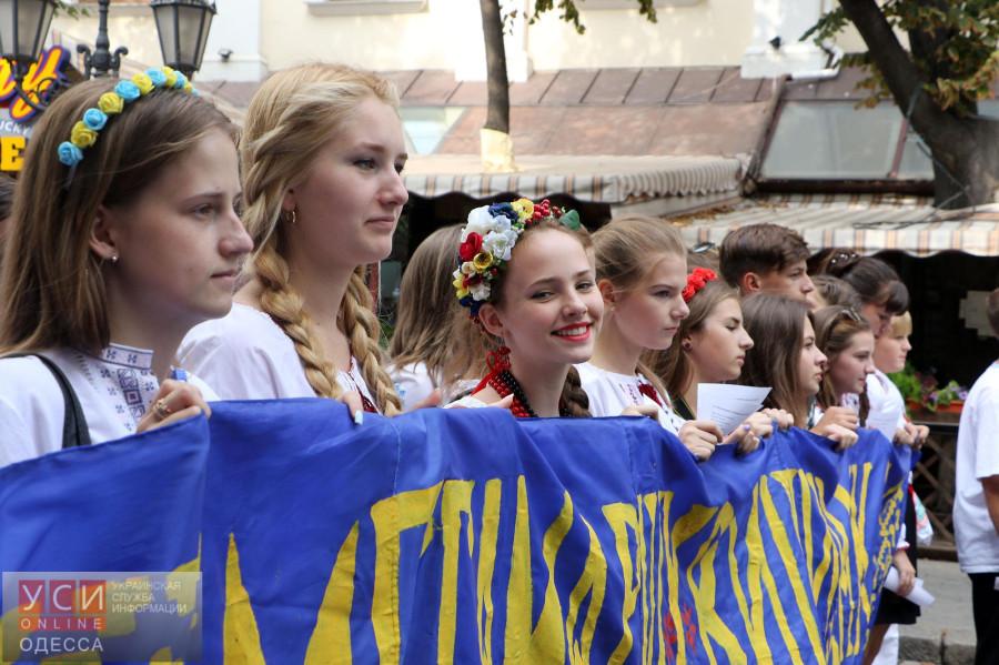 Образование на украинском языке. Первая успешная реформа Киева