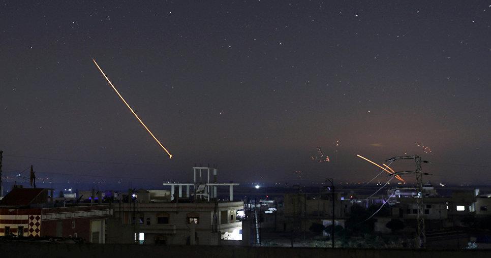 Израиль обстрелял Сирию, а С-400 опять проспали