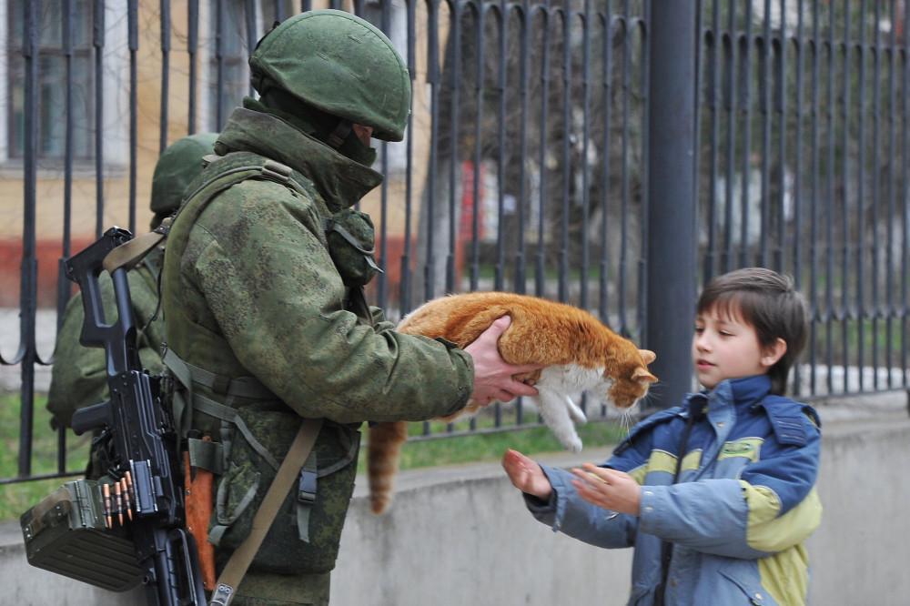 Гаага наша. Пришло время заплатить за Крым?