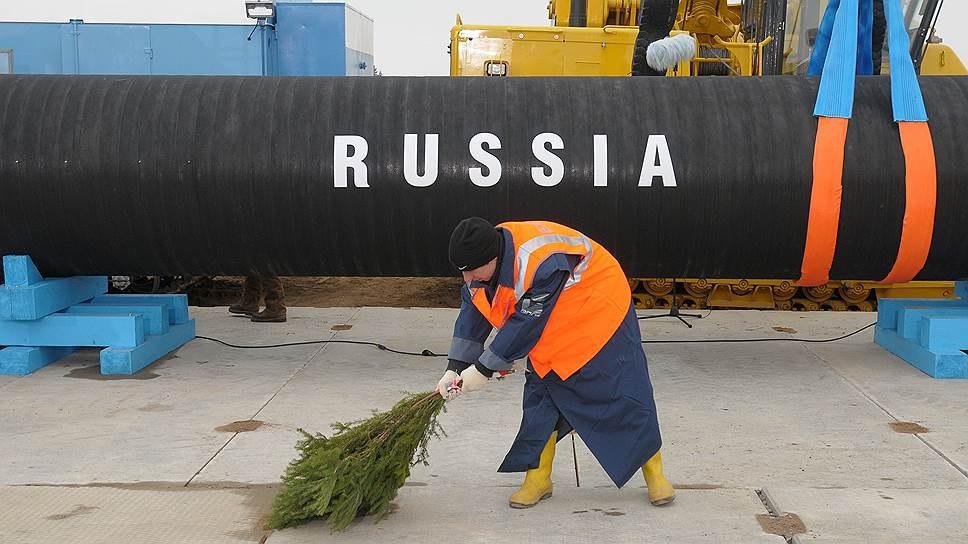 Трубы сгорели. Украина осталась без транзита