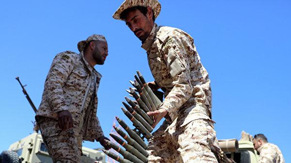 Застрявшие в Ливии
