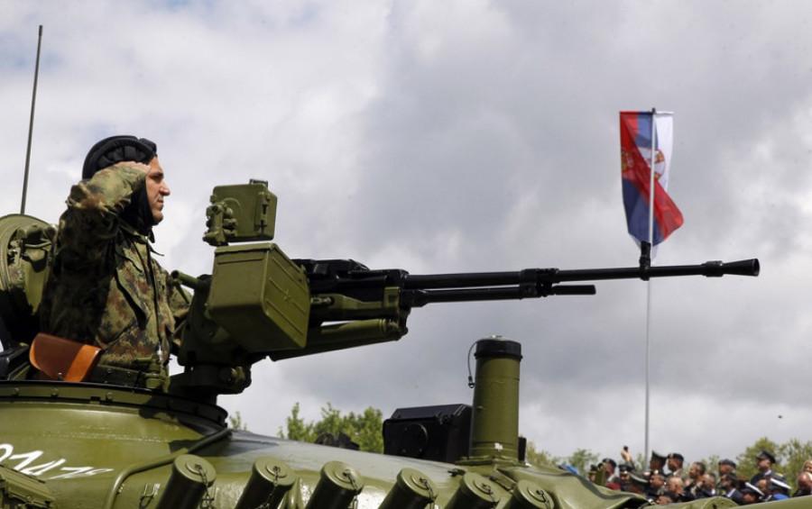 Мы потеряли Косово