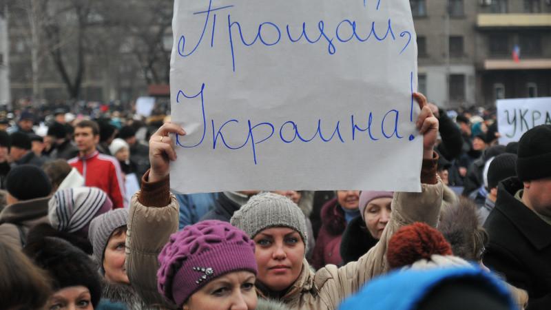 Дух Порошенко управляет Украиной