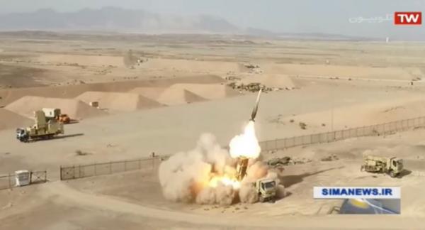 Иран продемонстрировал свою систему ПВО