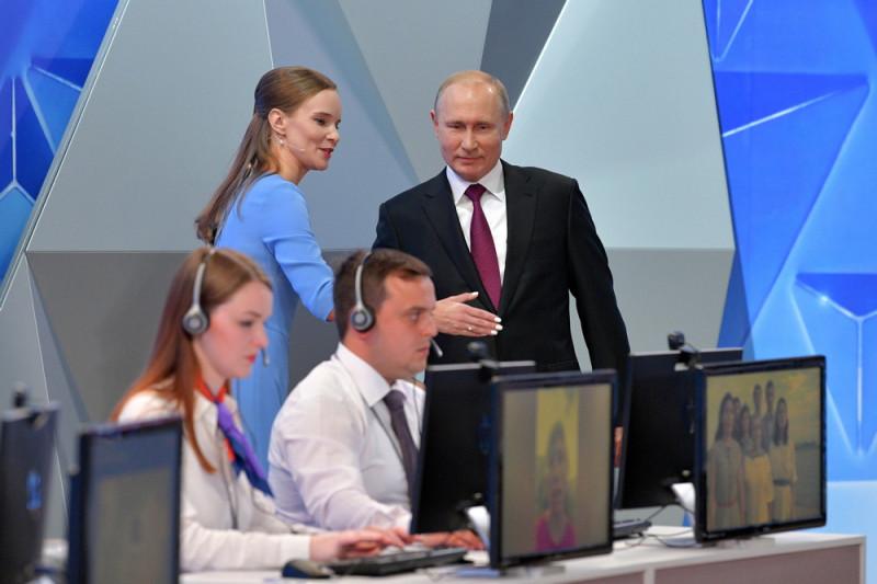 А вдруг Путину не позвонят?