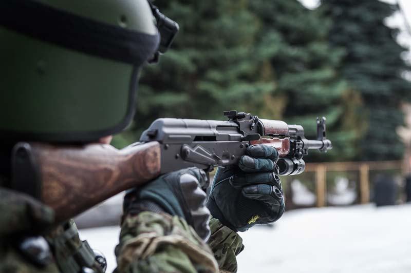 Гражданское оружие от «Калашникова». Удивили