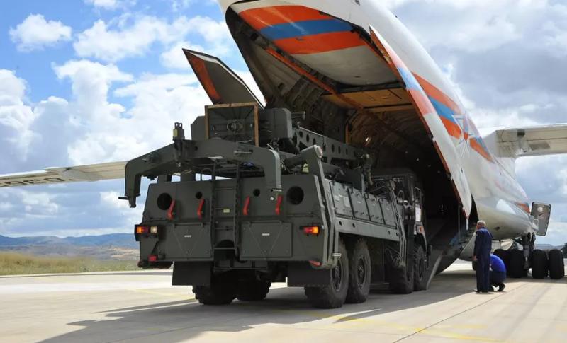 Как накажут Турцию за С-400?