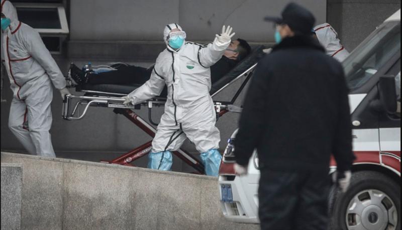 Страшнее китайского вируса может быть только украинский допрос