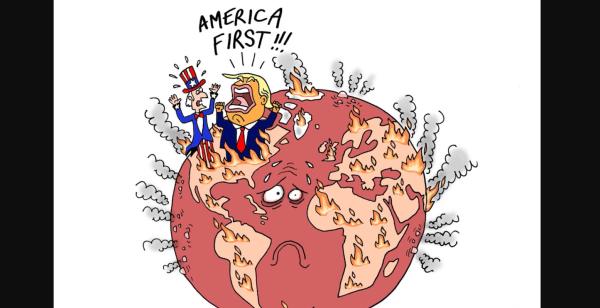 Трамп: «Пандемия — это новые возможности!»