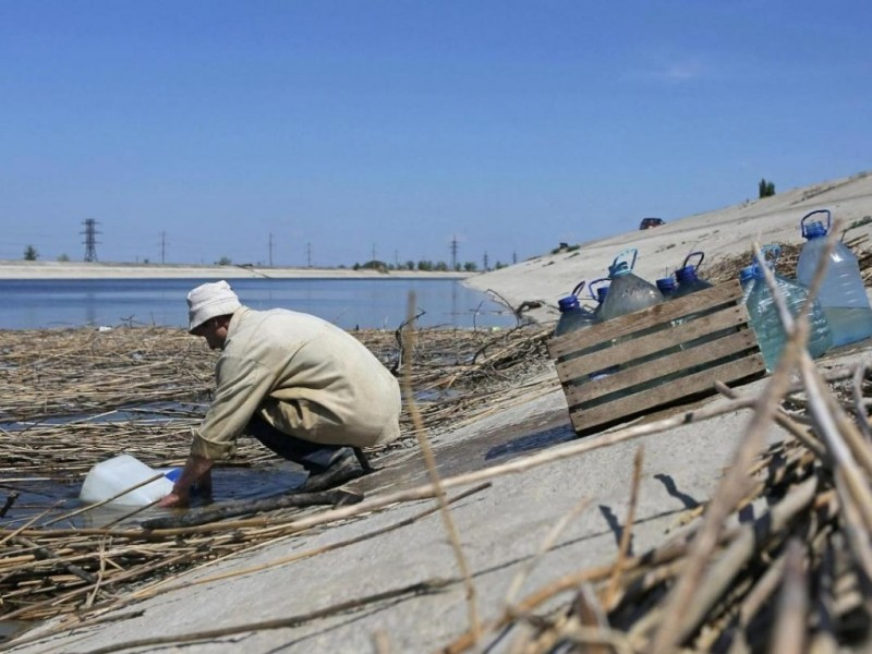 Киев пожалеет о водной блокаде Крыма