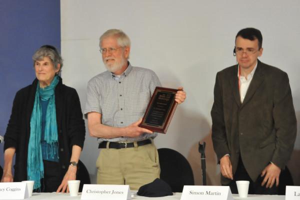 Jones Award 01