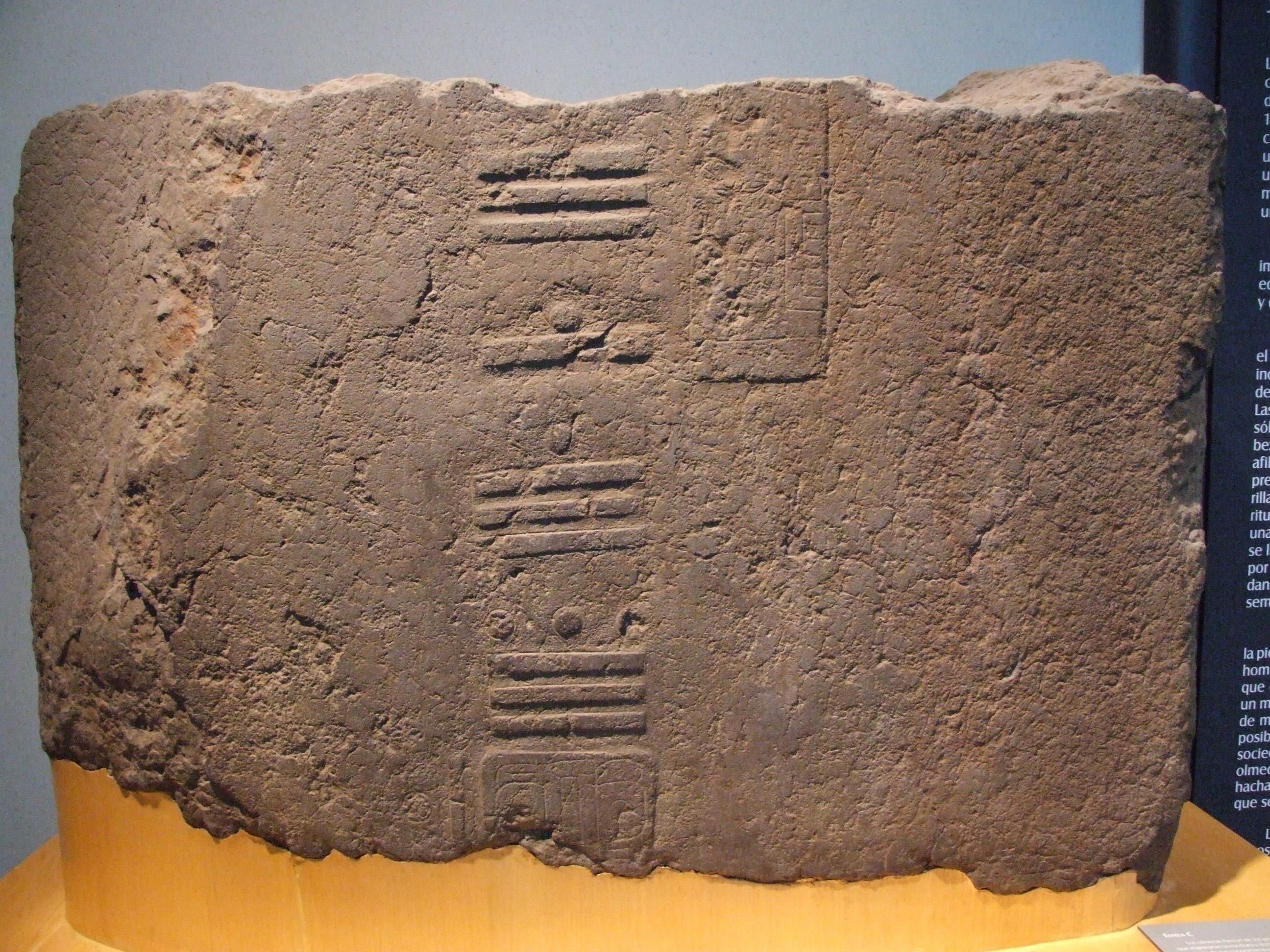 Tres Zapotes stela 3