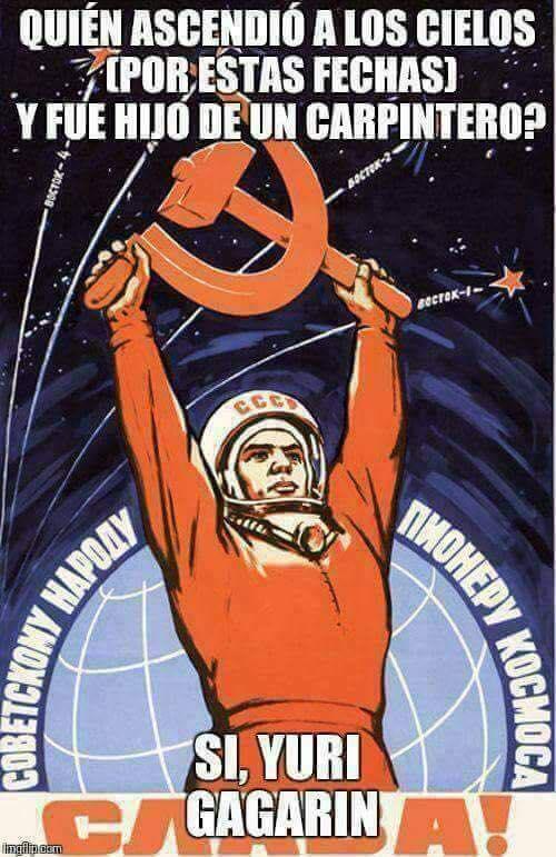 Всё-таки любят нас мексиканцы Gagarin