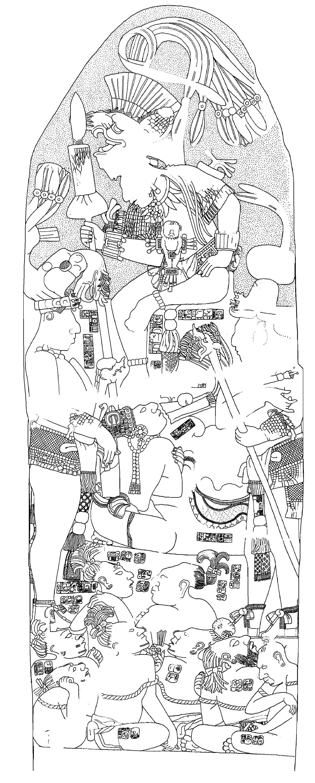 PNG, Stela 12dr