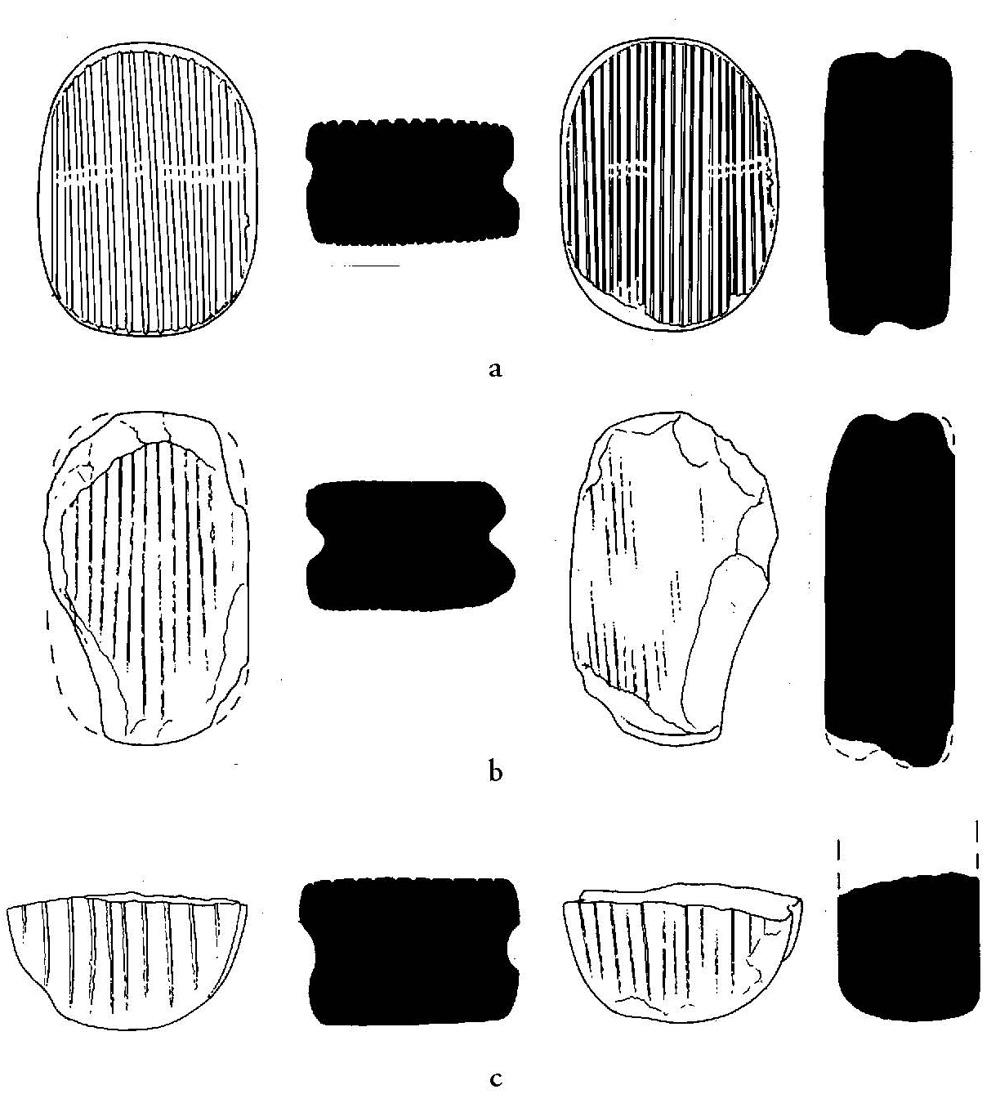 Писцовая культура у древних майя. Материал для письма. Tikal Bark-beaters