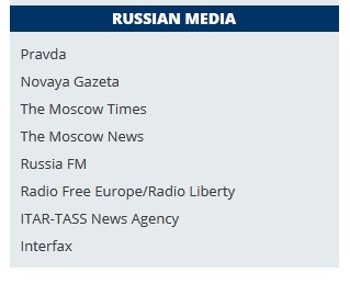 Интерпретер подборка СМИ