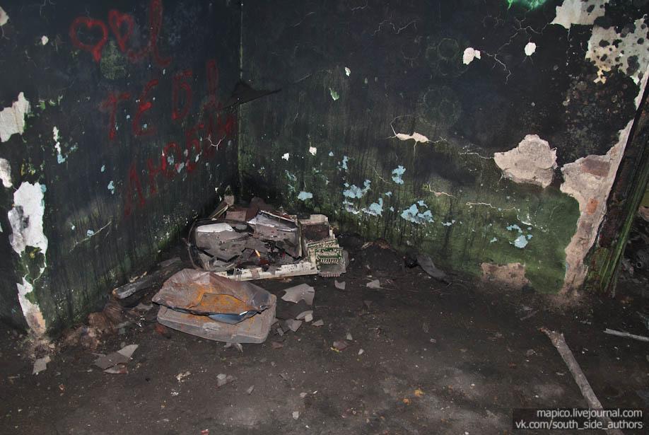 Херсон фото бомбоубежище